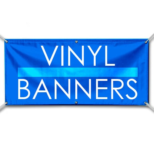 Vinyl Banner Printing Promotional Business Banners For Sale