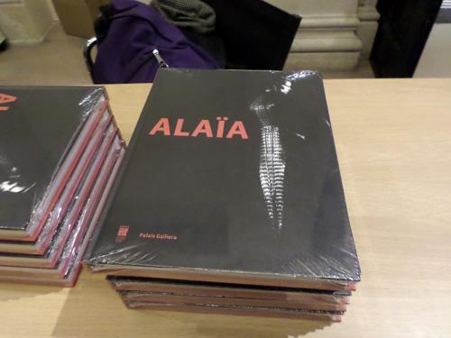 Alaïa au palais Galliera