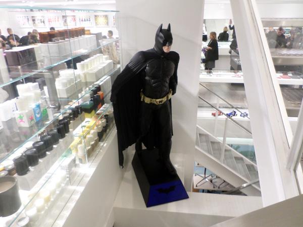 Marvel et Colette fêtent les 75 ans de Batman