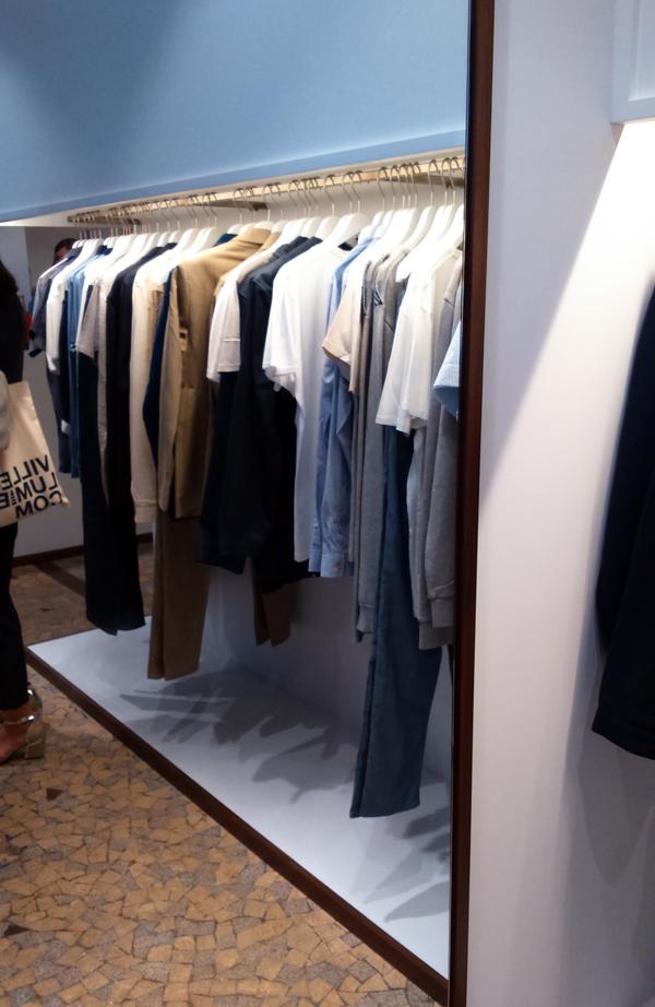 Commune de paris - Mode masculine et accessoire