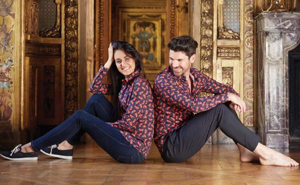 chemise coton doux