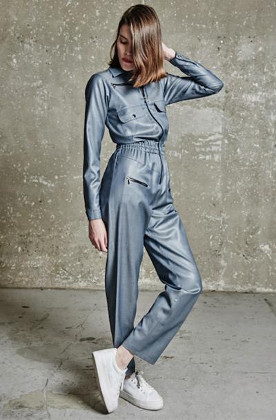 Carolina Ritzler mode féminine combinaison