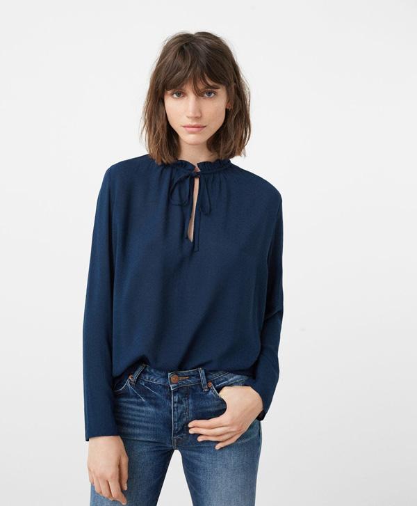 chemise-femme-mango