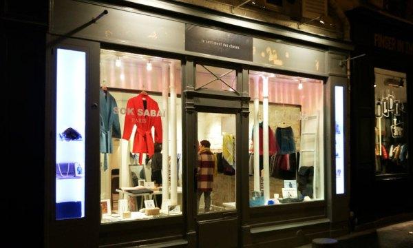 sok sabaï - pop up store