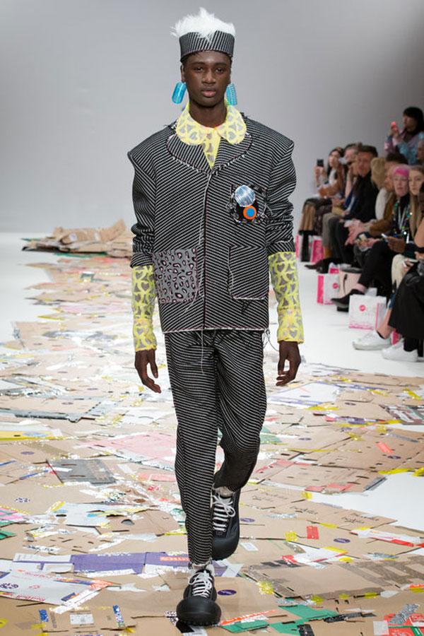 Angus Chiang - Mode Homme - Taïwan