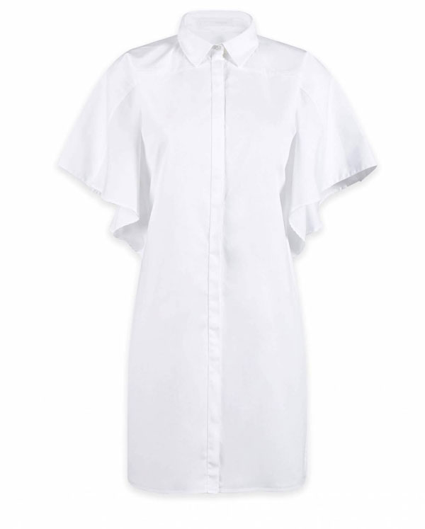 Anne fontaine- chemise - couture femme