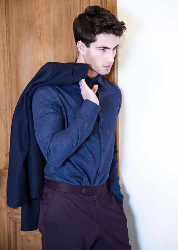 Sébastien Blondin - mode Homme - 2017 - 2018