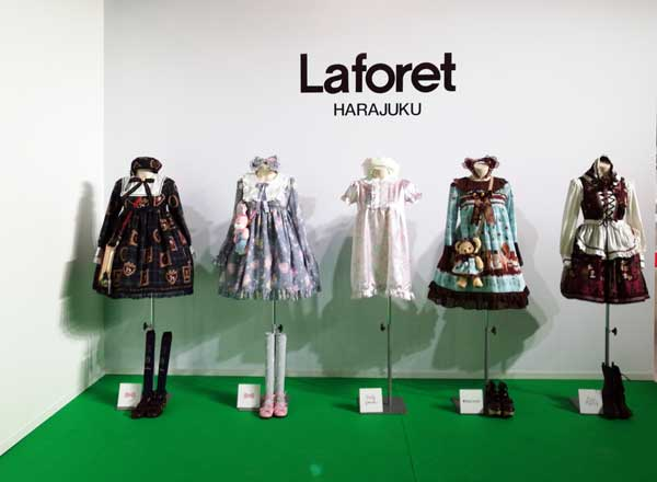 Laforet - mode Japon