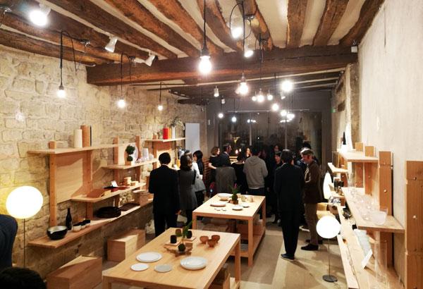 Artisanat japonais- 38 rue Blancs Manteaux Paris 04 - Japon