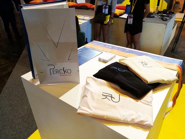 Percko - Le premier sous-vêtement intelligent qui vous aide à améliorer votre posture