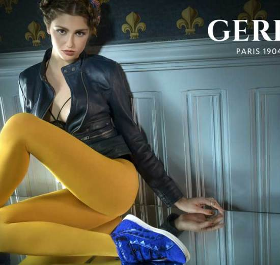 GERBE-collant-bas, Made in France