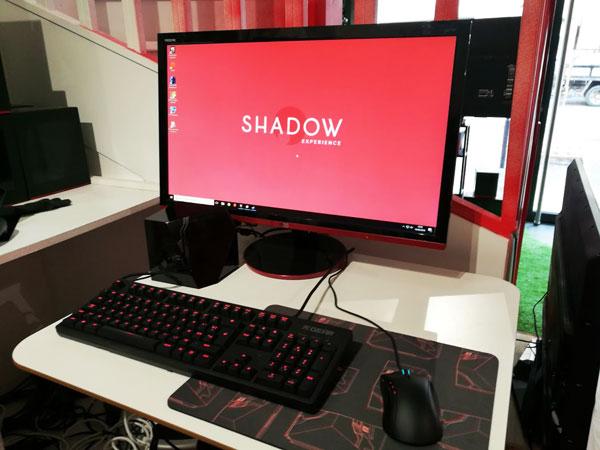 PC shadow - le pc du futur