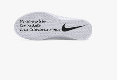 Nike personnalisation