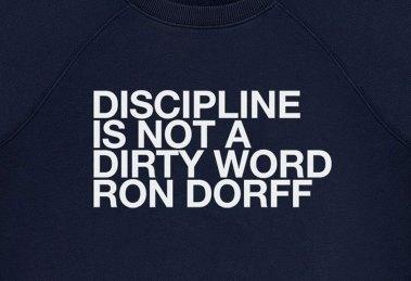 sport et style Ron Dorff