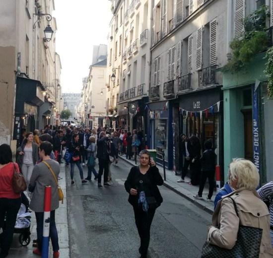 Rue made in France - Rue vertbois - Paris 03