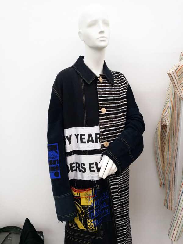 Tranoï show juin 2018 - fashion man woman
