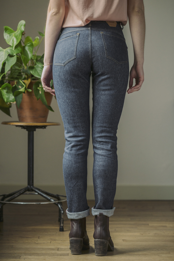 Dao denim made in France