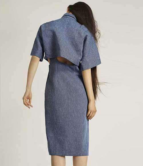 Robe femme Saintecourtisane