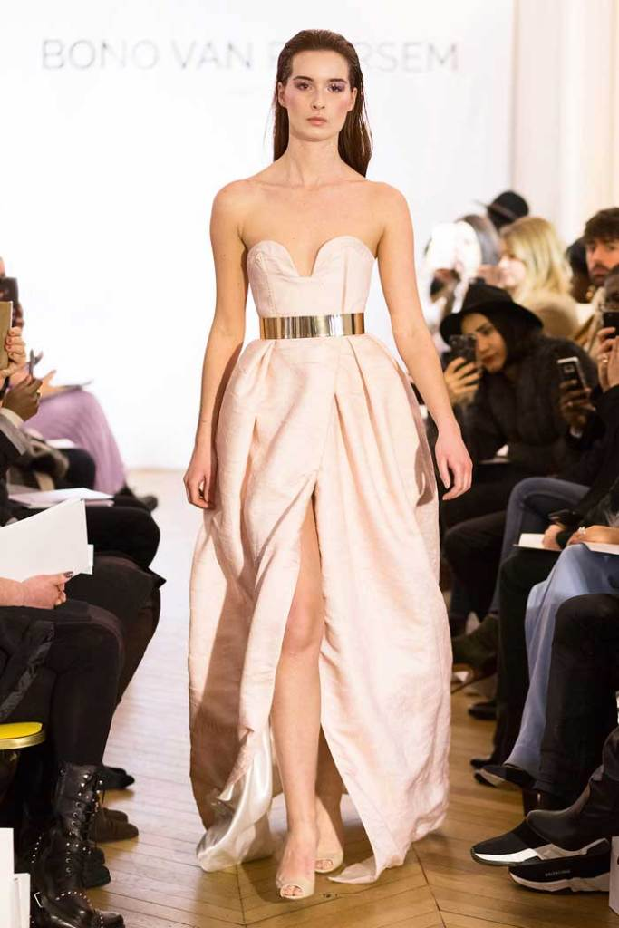 Bono Van Peursem - fashion woman