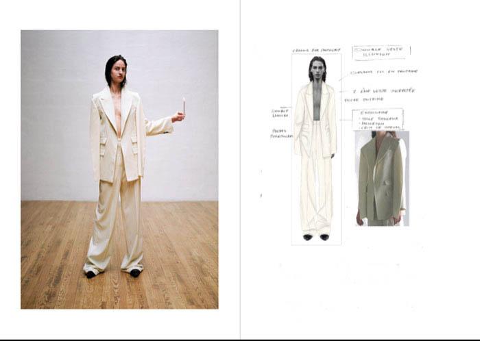 Daniela Schmid - Swiss designer - Esmod Paris