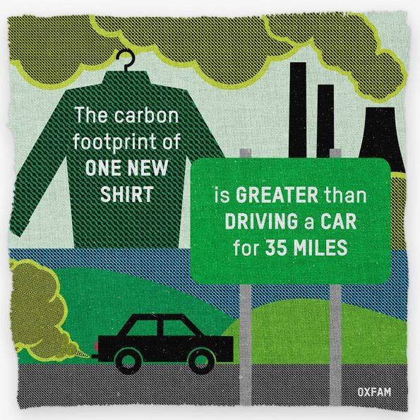 Oxfam- textile