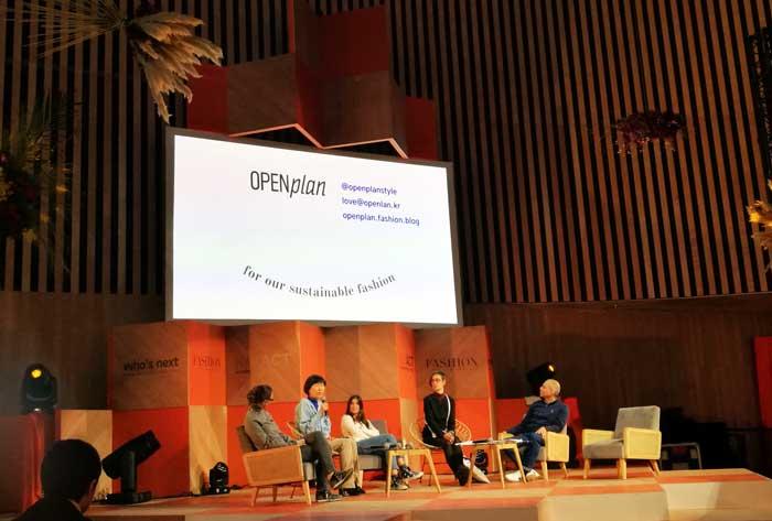 OpenPLAN - mode durable Corée du Sud