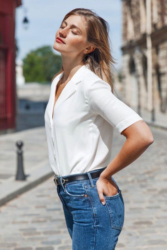 Marceau Paris chemise femme