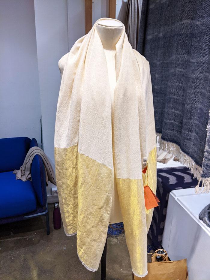 création charlotte kaufmann - textile
