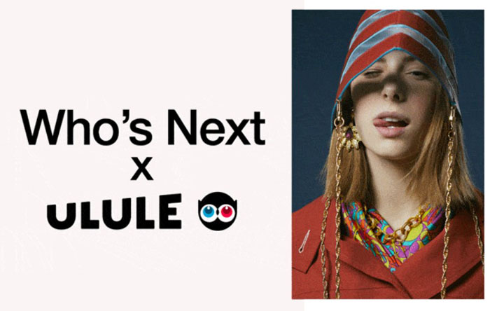 Who's next et Ulule