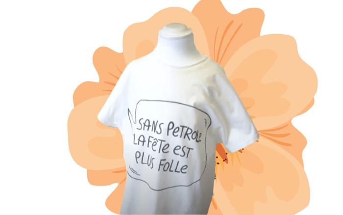 Le T-shirt éco-local par FashionGreenHub