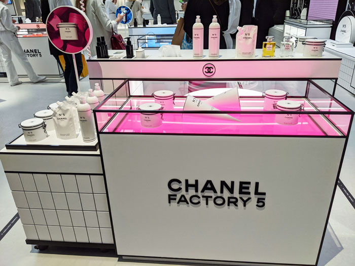 Chanel Factory 5
