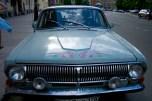 a fancy car