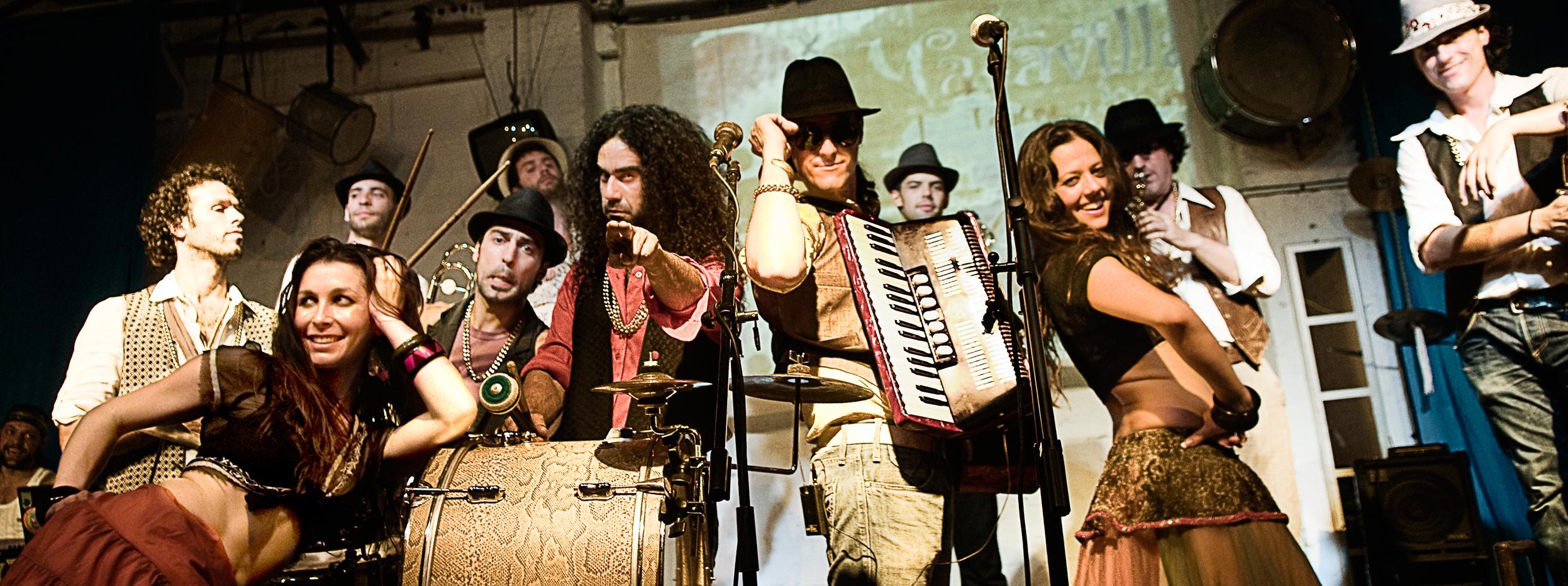 La Maravilla Gipsy Band