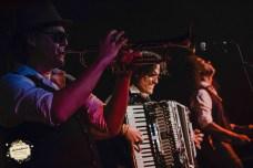 Maravilla Gipsy Band (formato trío) Foto: Pío Morales