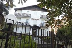 L'ex albergo «Aurora», ora «Casa di accoglienza Anna Maria»