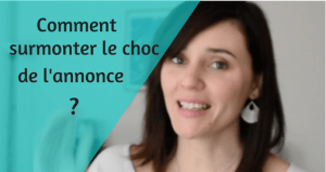 choc annonce cancer