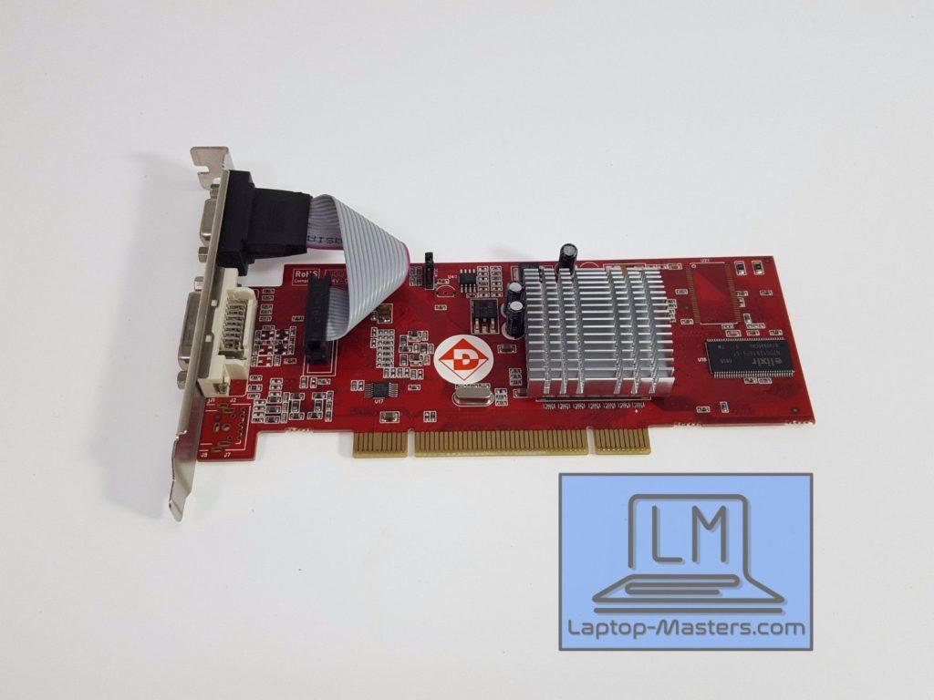 Dell Optiplex 4600 Desktop GPU ATI 7000 32MB 32 BIT Video Card S60PCI32