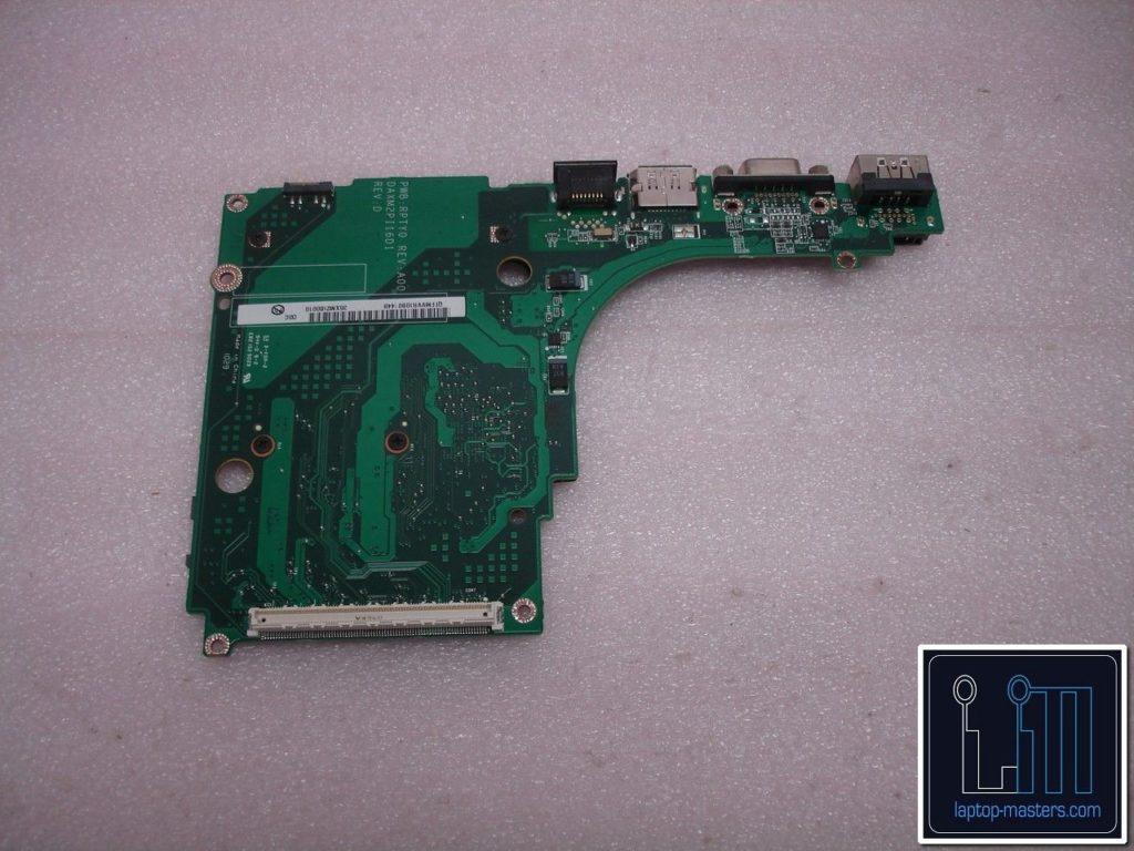dell precision m6500 pcmcia vga usb ethernet ec card slot port board