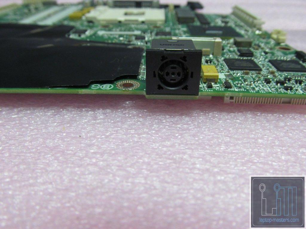 Genuine Dell Precision M6500 Intel Motherboard YN4HK