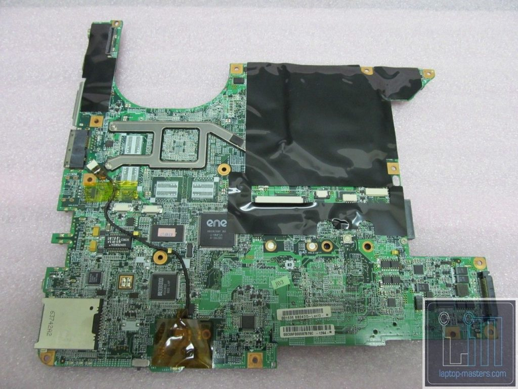 HP Pavilion DV6000 AMD Motherboard 436449-001 *AS IS* *MISSING USB PORTS*