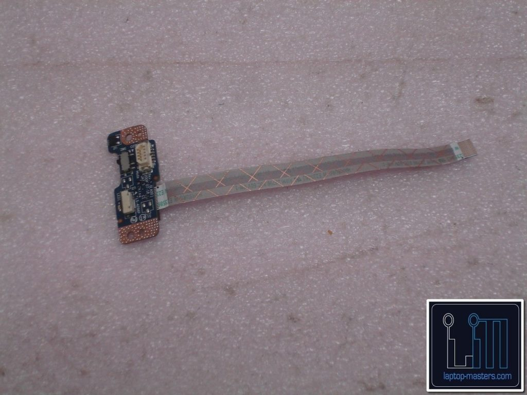 Dell Latitude E4200 Wireless WIFI Button Switch ON/OFF Board with Cable  LS-4296P