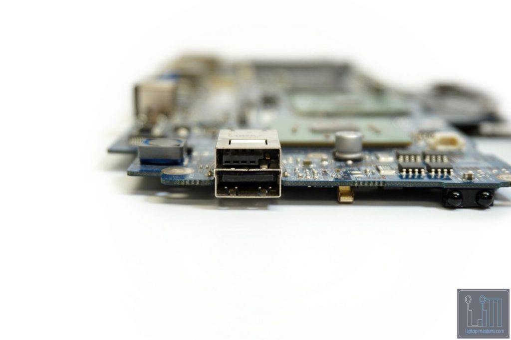 Dell Latitude D430 Laptop Motherboard w// Intel U7600 1.2Ghz CPU DU076