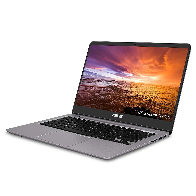 ASUS ZenBook UX410UA-AS74 14-inch Reviews - LaptopNinja