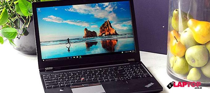 Lenovo ThinkPad P50 - www.laptopmag.com
