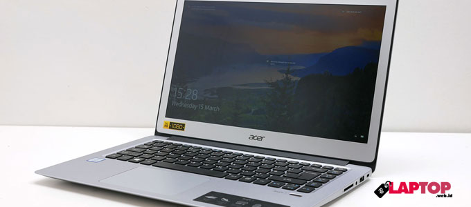 Acer Swift 3 - www.trustedreviews.com