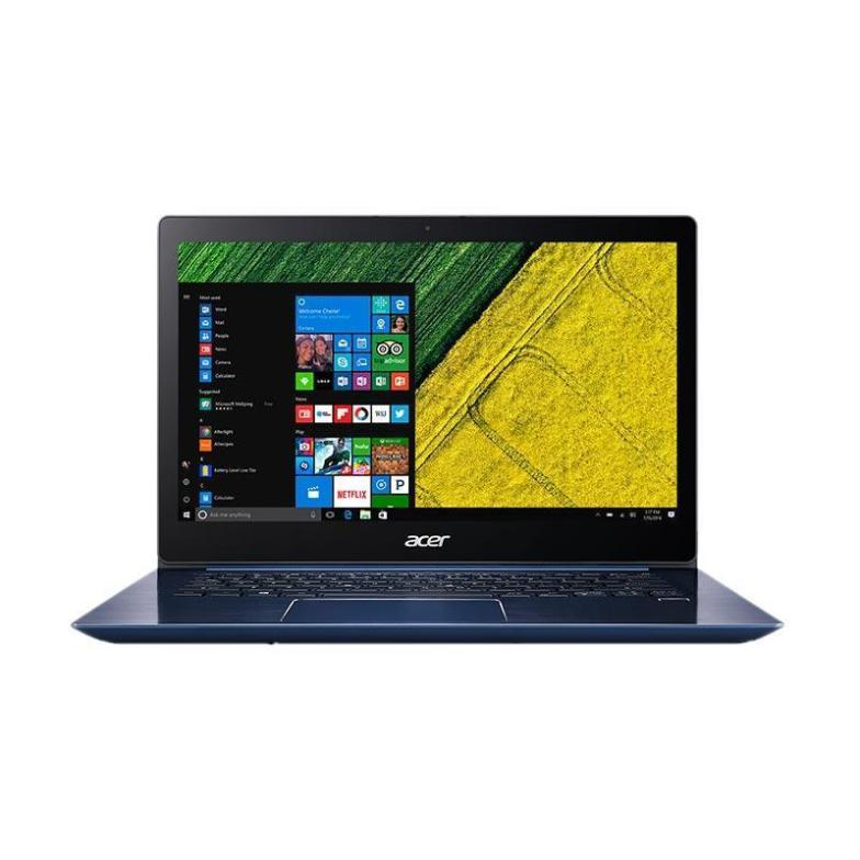 Acer Swift 3 SF314-56G-51KV Notebook - Blue [14 Inch FHD/i5-8265U/MX150 2GB/4GB/1TB/WIN10]