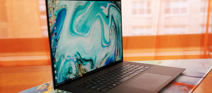 Dell XPS 17 - www.cnet.com