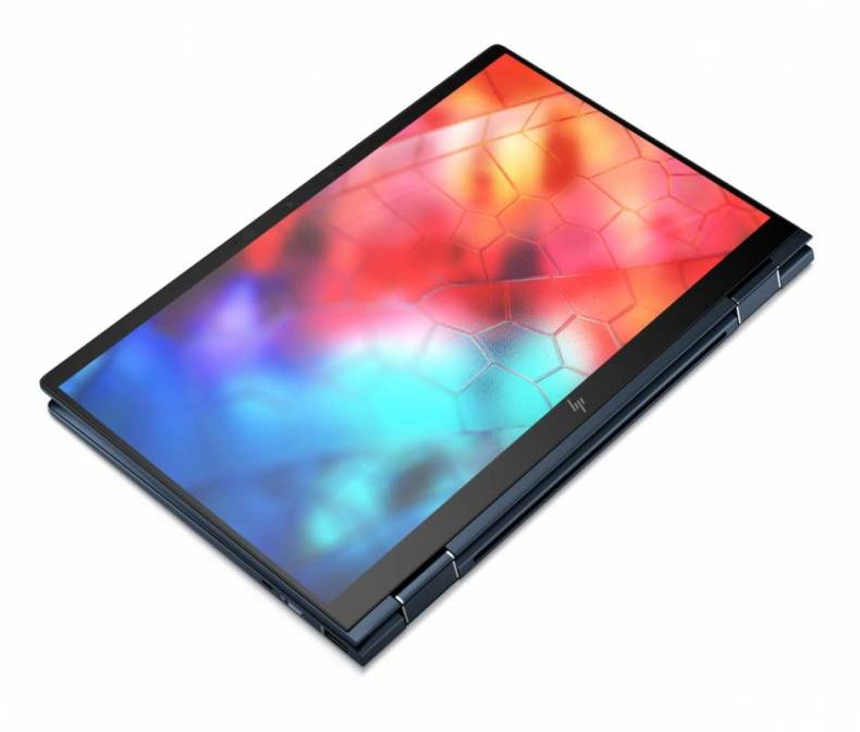 HP-Elite-Dragonfly-5G laptop Tablet mode