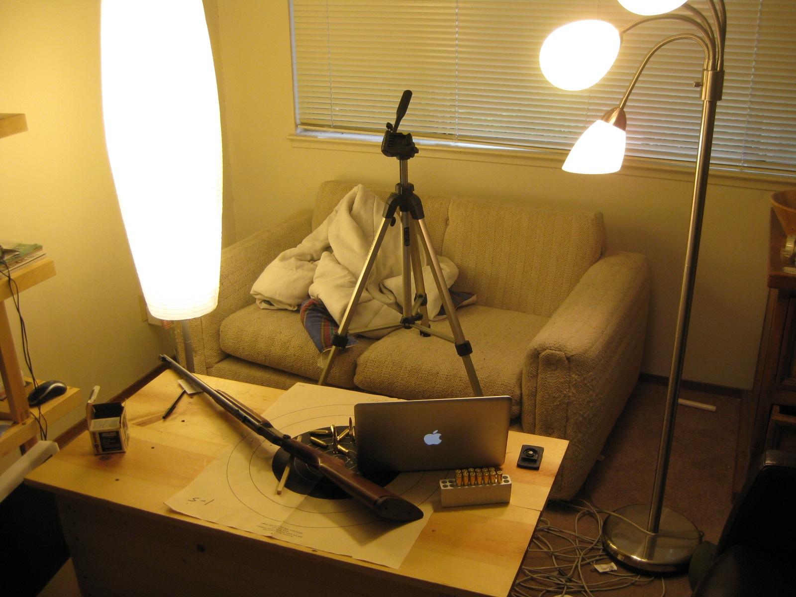 """The """"studio"""""""