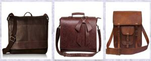 Brown Leather Laptop Bag Review